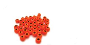 Головка вольфрамовая ONLY SPIN Trout Tungsten Ball 2,8 мм цв. Красный (5 шт.) в интернет магазине Rybaki.ru