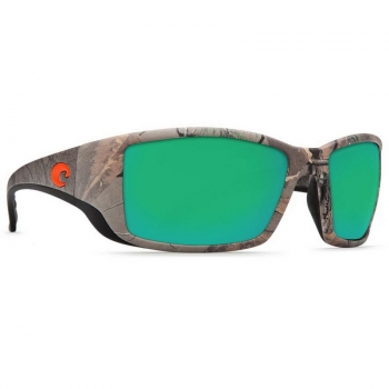 Очки поляризационные COSTA Blackfin 580 P цв. Realtree Xtra Camo/Green Mirror р. L в интернет магазине Rybaki.ru