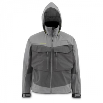 Куртка SIMMS G3 Guide Jacket цвет Lead в интернет магазине Rybaki.ru