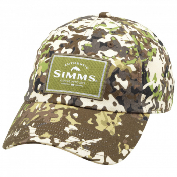 Кепка SIMMS Single Haul Cap цв. River Camo