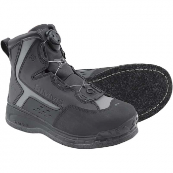 Ботинки SIMMS Rivertek 2 Boa Boot Felt цвет Black