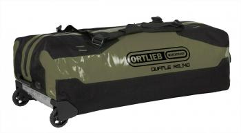 Сумка ORTLIEB Duffle RS 140 л цв. оливковый / черный в интернет магазине Rybaki.ru
