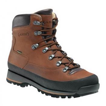 Ботинки горные AKU Conero Gtx Nbk цвет Brown в интернет магазине Rybaki.ru