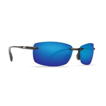 Очки поляризационные COSTA DEL MAR Ballast 580P C-Mate 2.00 р. M цв. Shiny Black цв. ст. Blue Mirror