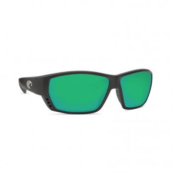 Очки поляризационные COSTA DEL MAR Tuna Alley 580G р. L цв. Steel Gray Metallic цв. ст. Green Mirror