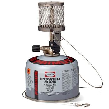 Фонарь газовый PRIMUS Micron Lantern Steel Mesh в интернет магазине Rybaki.ru