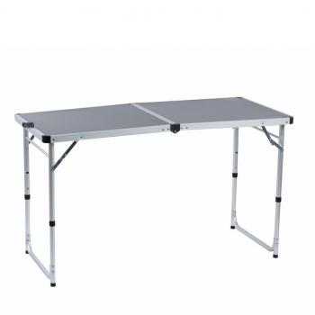 Стол походный CAMPING WORLD Funny Table Grey цв. серый