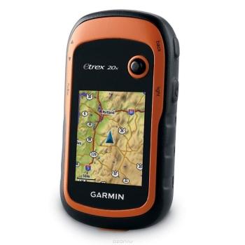 Навигационный приёмник GARMIN eTrex 20
