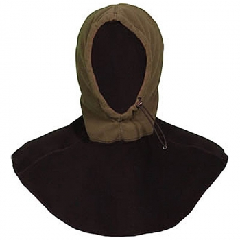 Капюшон OLEY Collar Polartec Wind Pro цвет черный