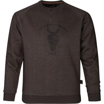 Джемпер SEELAND Key-Point Sweatshirt цвет After Dark Melange