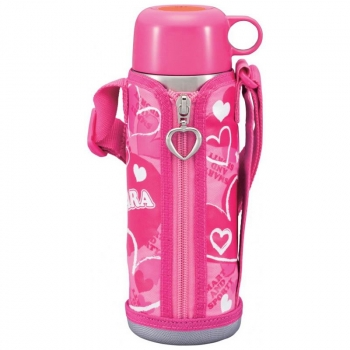 Термос TIGER MBO-A080 Pink детский 0,8 л