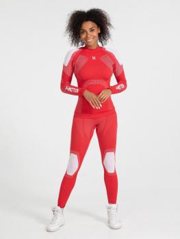 Комплект термобелья V-MOTION Alpinesports женский цвет красный