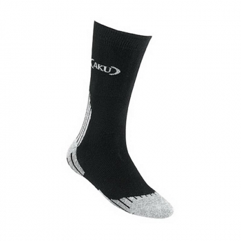 Носки AKU Hiking Low Socks цвет black/grey в интернет магазине Rybaki.ru