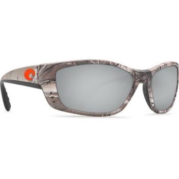 Очки COSTA DEL MAR Fisch 580 GLS р. XL цв. Realtree Xtra Camo цв. ст. Silver Mirror