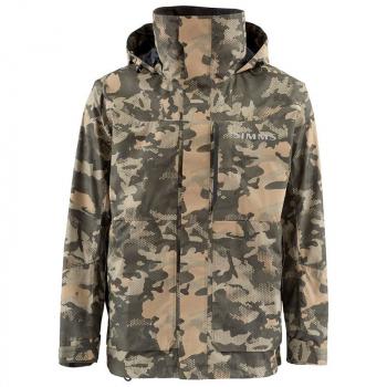 Куртка SIMMS Challenger Jacket '20 цвет Hex Flo Camo Carbon