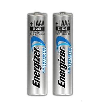 Батарейка ENERGIZER Ultimate Lithium FR03 AAA в бл.4 в интернет магазине Rybaki.ru