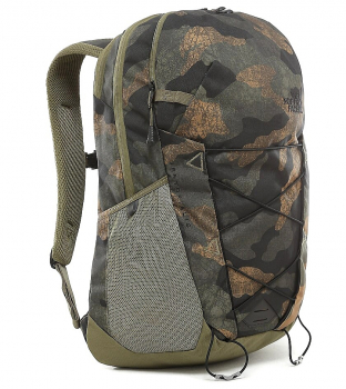 Рюкзак THE NORTH FACE Rodey цв. burnt olive green woods camo print / burnt olive green 27 л в интернет магазине Rybaki.ru