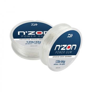 Резина для фидера DAIWA N'Zon 10 м 0,6 мм