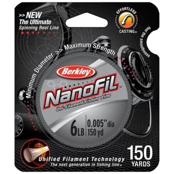 Леска BERKLEY Nanofil 125 м 0,22 мм в интернет магазине Rybaki.ru