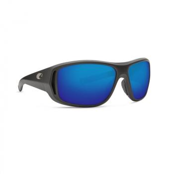 Очки поляризационные COSTA DEL MAR Montauk 580P р. M цв. Steel Gray Metallic цв. ст. Blue Mirror