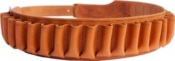 Патронташ MAREMMANO 11470 Leather Cartridge Belt 25 Loops