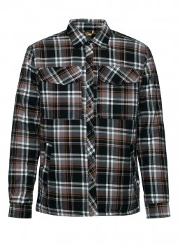 Рубашка FHM Innova цвет черный