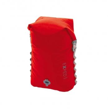 Гермомешок EXPED Fold-Drybag Endura 15 л цв. красный в интернет магазине Rybaki.ru