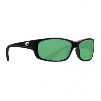 Очки поляризационные COSTA DEL MAR Jose W580 р. M цв. Shiny Black цв. ст. Green Mirror Glass