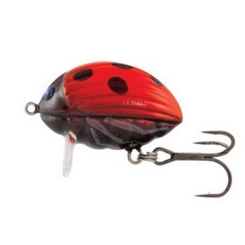 Воблер SALMO Lil Bug 30F код цв. LB в интернет магазине Rybaki.ru