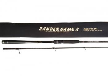 Удилище спиннинговое HEARTY RISE Zander Game X Limited 7112M тест 10 - 46 г в интернет магазине Rybaki.ru