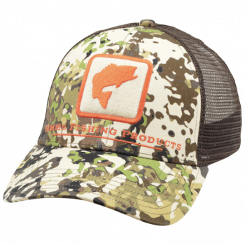 Кепка SIMMS Bass Icon Trucker цв. River Camo
