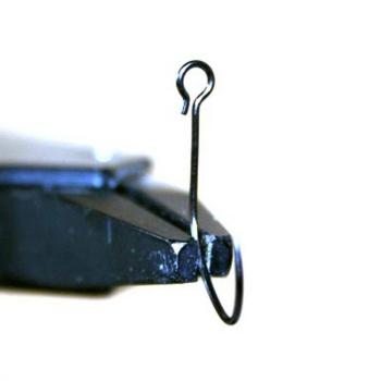 Крючок одинарный VANFOOK OSP-31BL #6, (8 шт.) цв. черный в интернет магазине Rybaki.ru