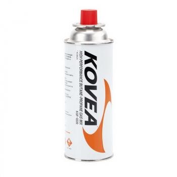 Картридж газовый KOVEA 220 цанговый в интернет магазине Rybaki.ru