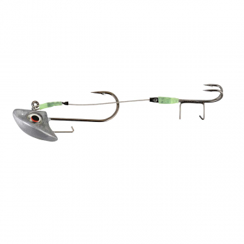 Крючок подвесной SAVAGE GEAR Carbon49 Spike Double hook stinger № 4 9 см (3 шт.)