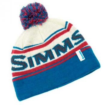 Шапка SIMMS Wildcard Knit Hat цв. Cobalt