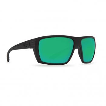 Очки поляризационные COSTA DEL MAR Hamlin W580 р. XL цв. Blackout цв. ст. Green Mirror Glass