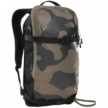 Рюкзак THE NORTH FACE Slackpack 20 Technical Backpack цв. Weimaraner Brown Camo/Black