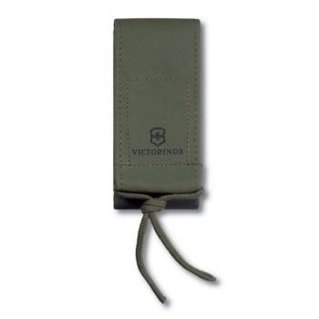 Чехол VICTORINOX для ножа 111 мм Leather Imitation Pouch иск.кожа петля зеленый без упаковки