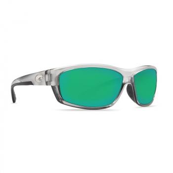 Очки поляризационные COSTA DEL MAR Saltbreak 580P р. L цв. Silver цв. ст. Green Mirror