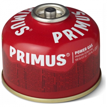 Баллон газовый PRIMUS Power Gas об. 100 гр в интернет магазине Rybaki.ru