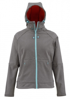 Куртка SIMMS Women's Rogue Fleece Hoody цвет Iron