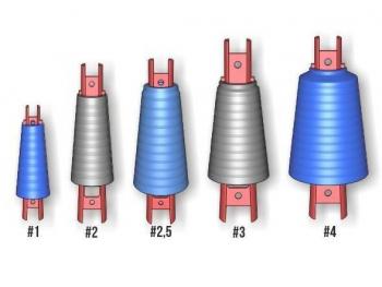 Система комбо конус STONFO 367 размер 4