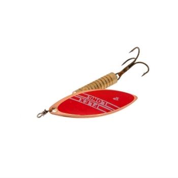 Блесна вращающаяся NORSTREAM Flex Longa № 1 5 г цв. copper red flex в интернет магазине Rybaki.ru