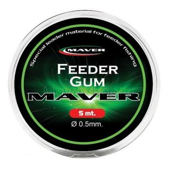 Резина для фидера MAVER Feeder Gum 0,5 мм в интернет магазине Rybaki.ru