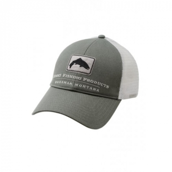 Кепка SIMMS Trout Trucker Cap цв. Olive