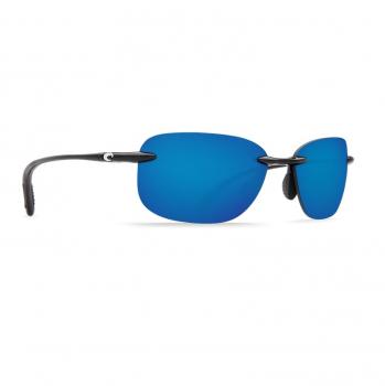 Очки поляризационные COSTA DEL MAR Sea Grove 580P р. L цв. Shiny Black цв. ст. Blue Mirror