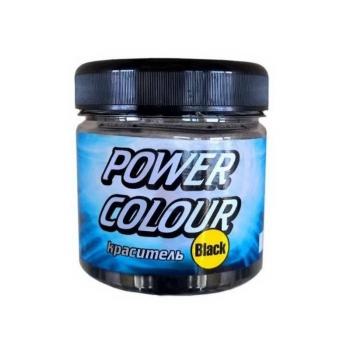 Краситель для прикормки ALLVEGA Power Colour 150 мл черный в интернет магазине Rybaki.ru