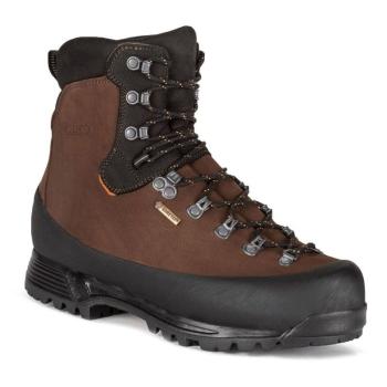 Ботинки горные AKU Utah Top Gtx цвет Brown в интернет магазине Rybaki.ru