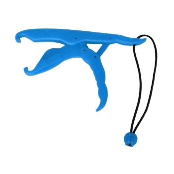 Липгрип AQUATIC FLG-06 (цвет: синий) пластиковый в интернет магазине Rybaki.ru