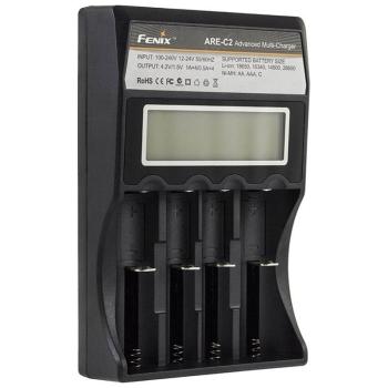 Зарядное устройство FENIX Fenix ARE-C2. Умное и автоматическое. в интернет магазине Rybaki.ru